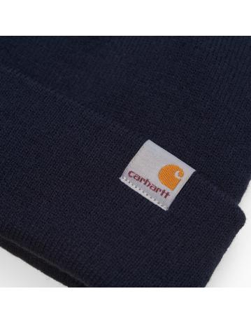 Carhartt Stratus Hat Low - Dark Navy - Product Photo 2