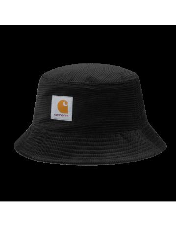 Carhartt Cord Bucket Hat - Black - Product Photo 1