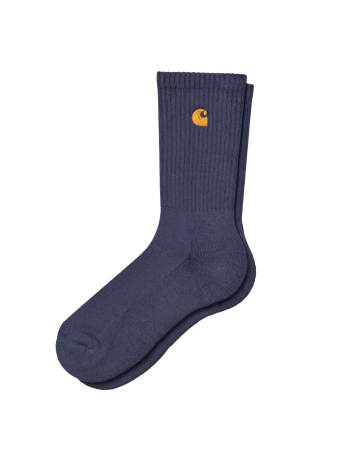 Carhartt Chase Socks - Cold Viola / Gold - Product Photo 1