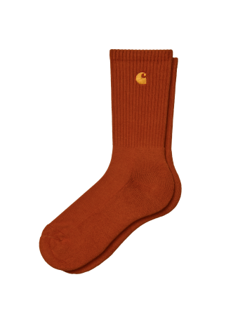 Carhartt Chase Socks - Copperton / Gold - Product Photo 1