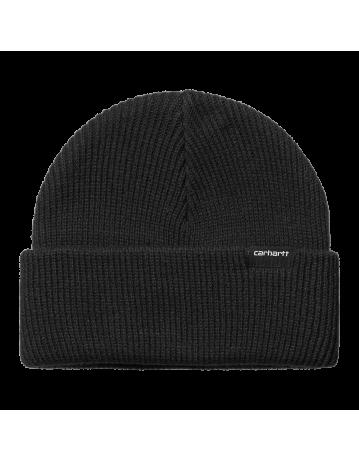 Carhartt Gordan Beanie - Black - Product Photo 1