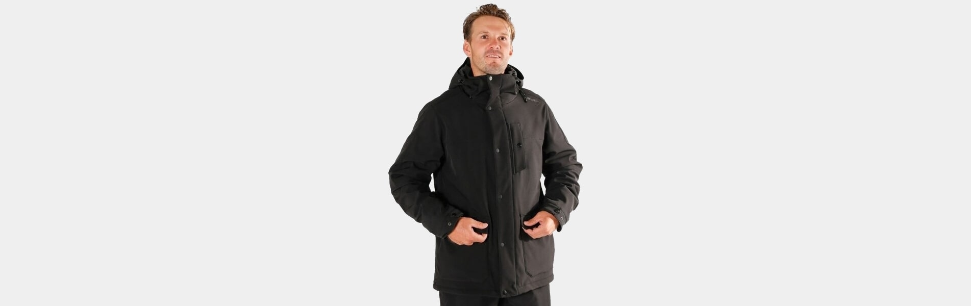 Men's ski & snowboard jacket