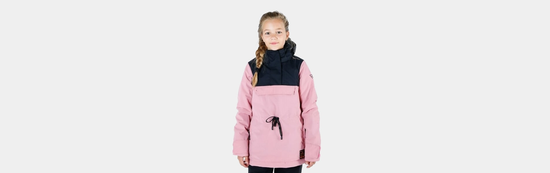 Girl's ski & snowboard jacket