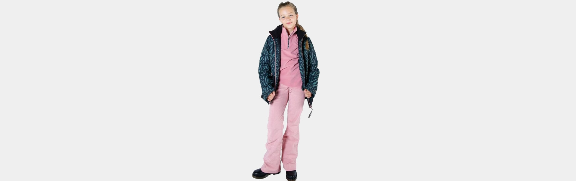 Girls' ski & snowboard pants